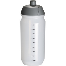 Tacx Shiva Drinking Bottle 500ml, transparent